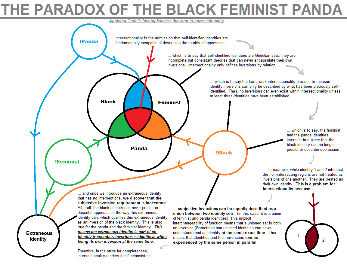 The Paradox of the Black Feminist Panda